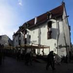 世界遺産のエストニア首都タリン旧市街
